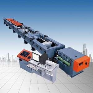 1500KN微机控制电液伺服卧式拉力试验机